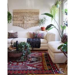 Килимы как украшение современного интерьера.