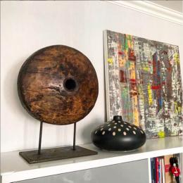 Sansara - эко мебель из антикварной (восстановленной) древесины.