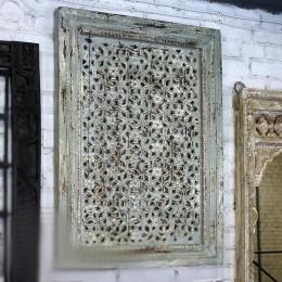 РИЯ, индийский настенный деревянный декор