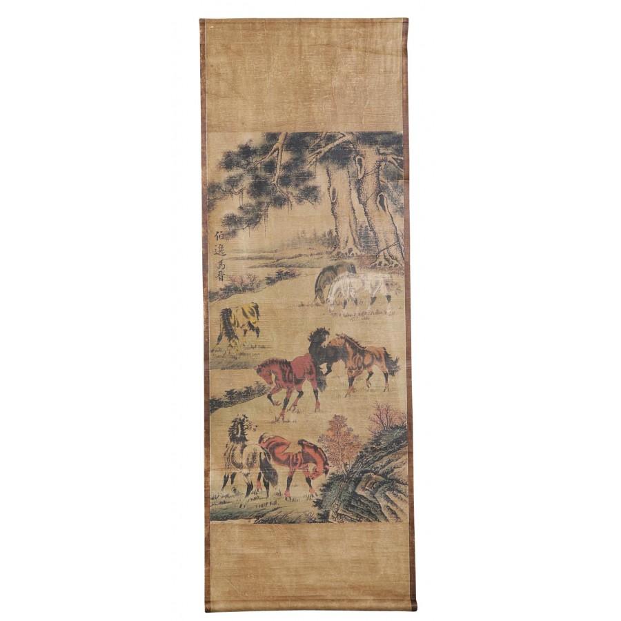 Панно-постер в китайском стиле Gudai II