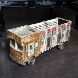 Декоративная машина. Индийская статуэтка, 62х25 см