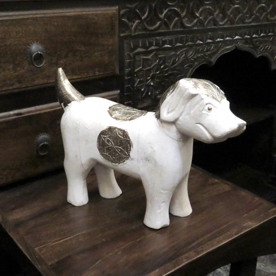 Фигурка собаки из Индии Achchhee Dost, 27 см