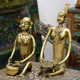 Бронзовые статуэтки девушек Kaareegaron I, 18, 22 см (в ассортименте)