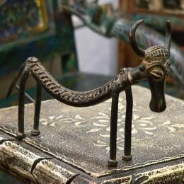 Фигурка индийского животного Bail Kee, 14 см