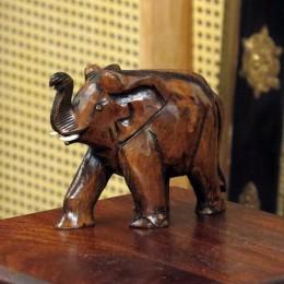Фигурка слоника из Индии Shishu, 10 см