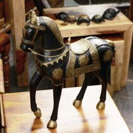 Индийская фигура лошади, Ghode, 45 см
