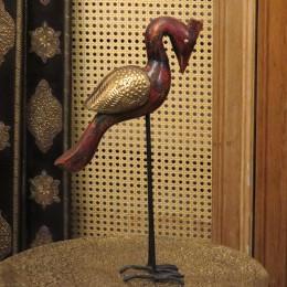 Индийская статуэтка птицы Sushobhit, 35 см