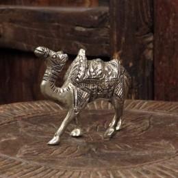Индийская статуэтка верблюда, 7 см
