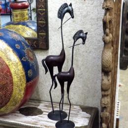 Крупная статуэтка лошади Patala, 75 см