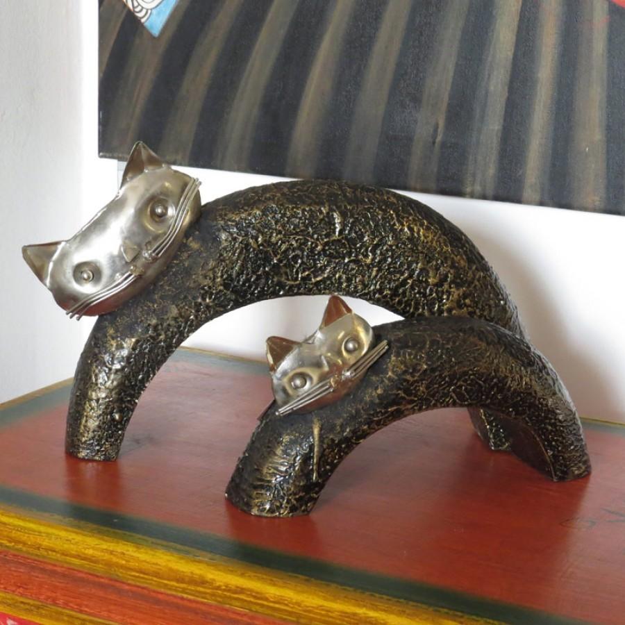 Оригинальная фигурка кота Anugrah, 12 и 19 см
