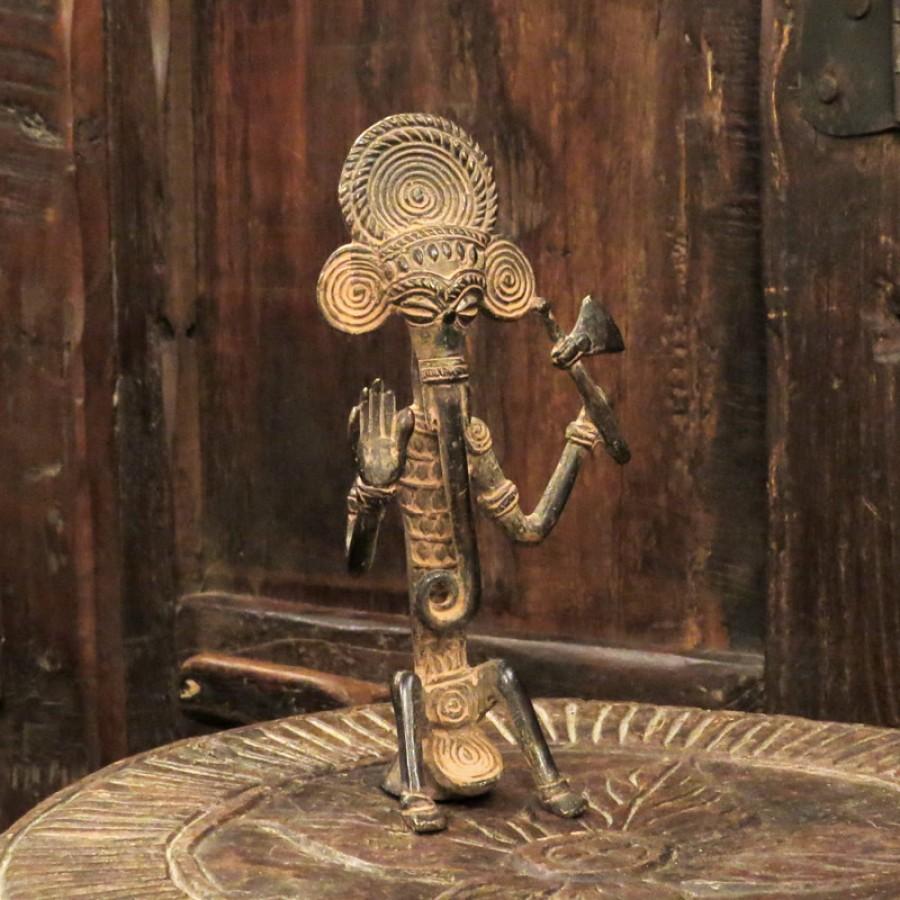 Статуэтка Ганеши, Индия, 16 см