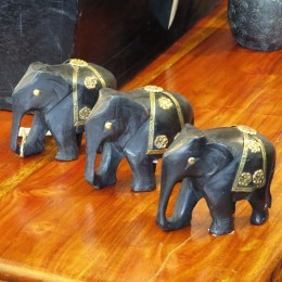 Статуэтка слоника из Индии Ekachitt, 8 см