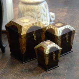 Индийский сундук-шкатулка для хранения украшений, Disambar