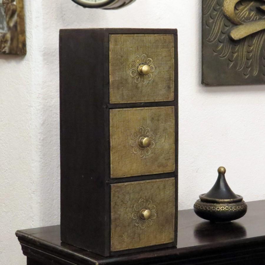 Комод-шкатулка для хранения украшений, Minee Dresar III
