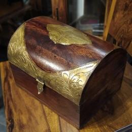 Деревянная шкатулка для мелочей, Индия, Chhotee