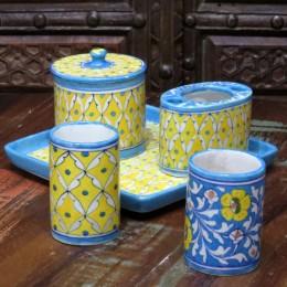 Набор керамический для ванной
