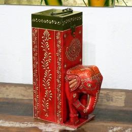 Подарочная упаковка для вина. Индия