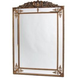 """Большое напольное зеркало """"Дилан"""", gold, 200х136 см"""