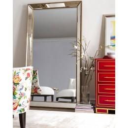 """Большое зеркало в пол """"Уилшир"""", neopolitan gold, 197х100 см"""