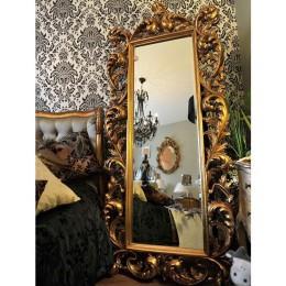 """Большое зеркало в раме """"Меривейл"""", gold, 193х85 см"""