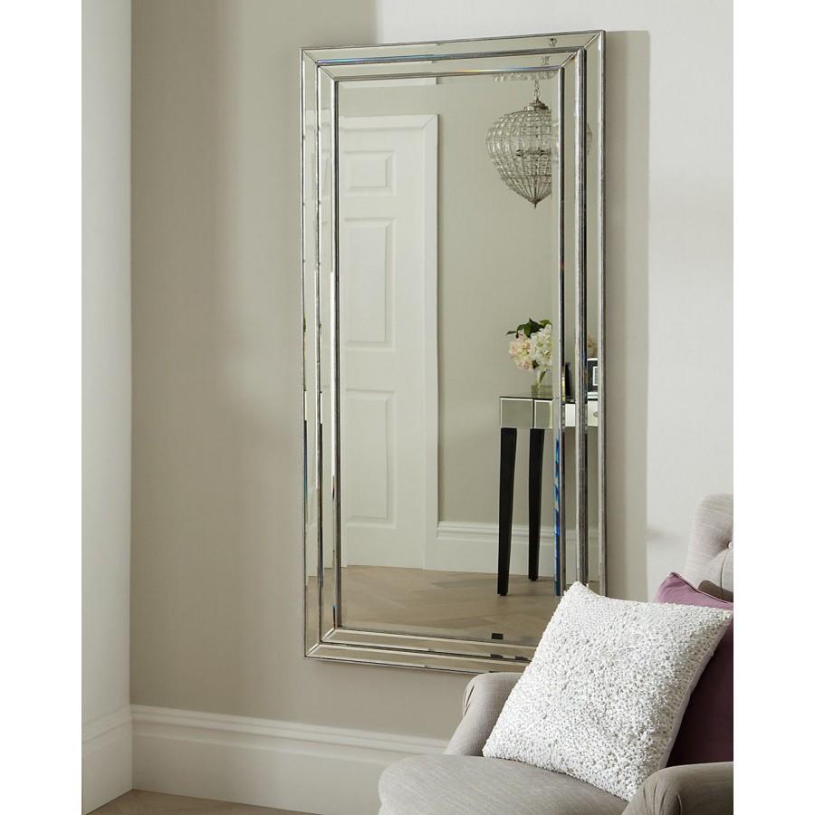 """Зеркало на стену в полный рост """"Ар Деко"""", 205х110 см"""