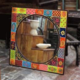 Зеркало Bahuranga II, 75х75 см