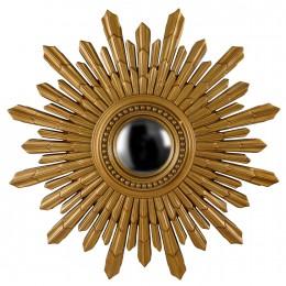 Сферическое зеркало Estrellato, gold, d-103 cm