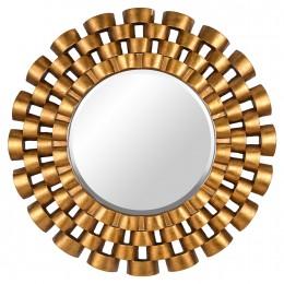 Зеркало Fascinado, gold, d-91 cm