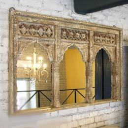 СУРЕШ, большое зеркало в восточном стиле