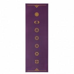 Коврик для йоги «Лила» от Bodhi (Чакры)