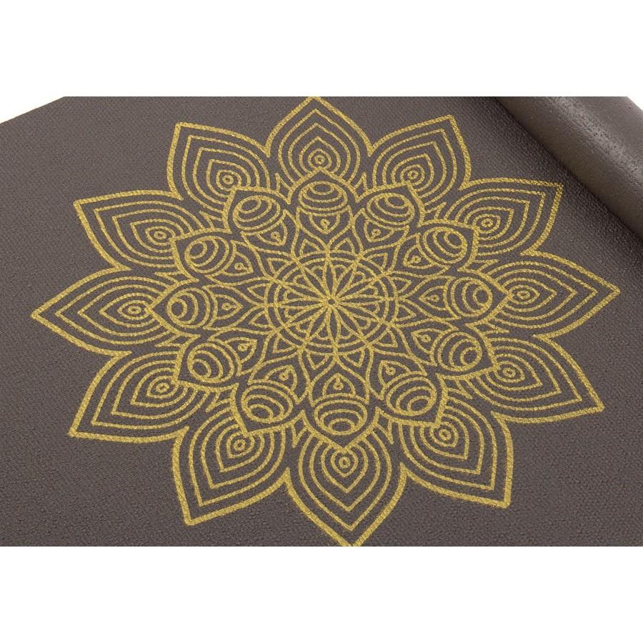 Гимнастический коврик Rishikesh Bodhi Mandala, серый