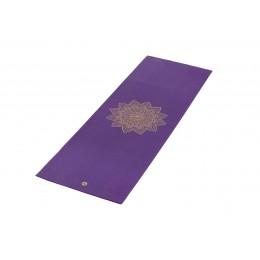 Спортивный коврик Rishikesh Bodhi Mandala, фиолетовый
