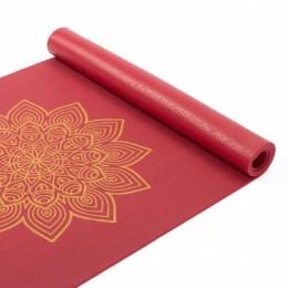 Красный коврик Rishikesh Bodhi Mandala