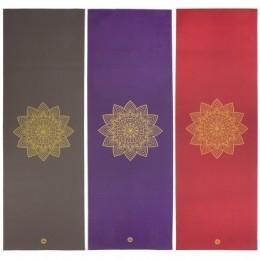 Коврик для йоги и фитнеса Rishikesh Bodhi Mandala