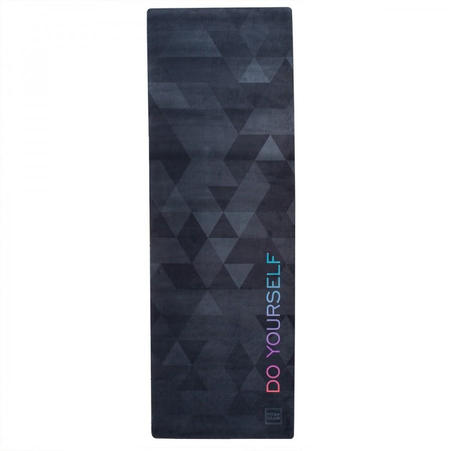 Дизайнерский спортивный коврик BLACK