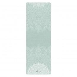 Дизайнерский коврик для йоги BALI GREEN