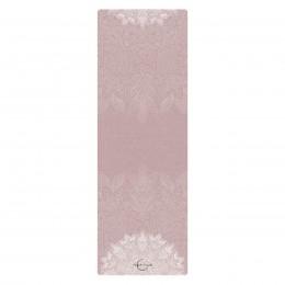 Дизайнерский коврик для йоги BALI PINK