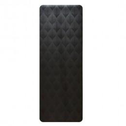 Профессиональный коврик для йоги PRO LEAF BLACK