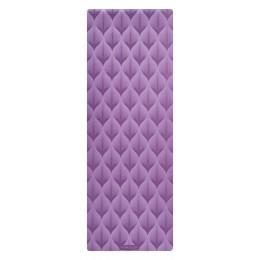 Профессиональный коврик для йоги PRO LEAF PURPLE