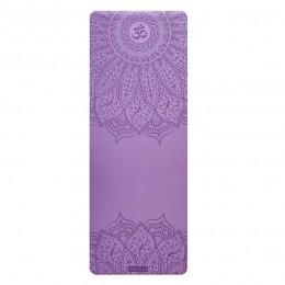 Профессиональный коврик для йоги PRO OM