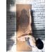 Профессиональный йога коврик MEHENDI