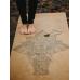 Натуральный коврик для йоги ELEPHANT