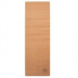 Спортивный коврик из каучука и пробки FANTASY