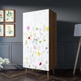 Малый шкаф Amado с дизайнерским принтом
