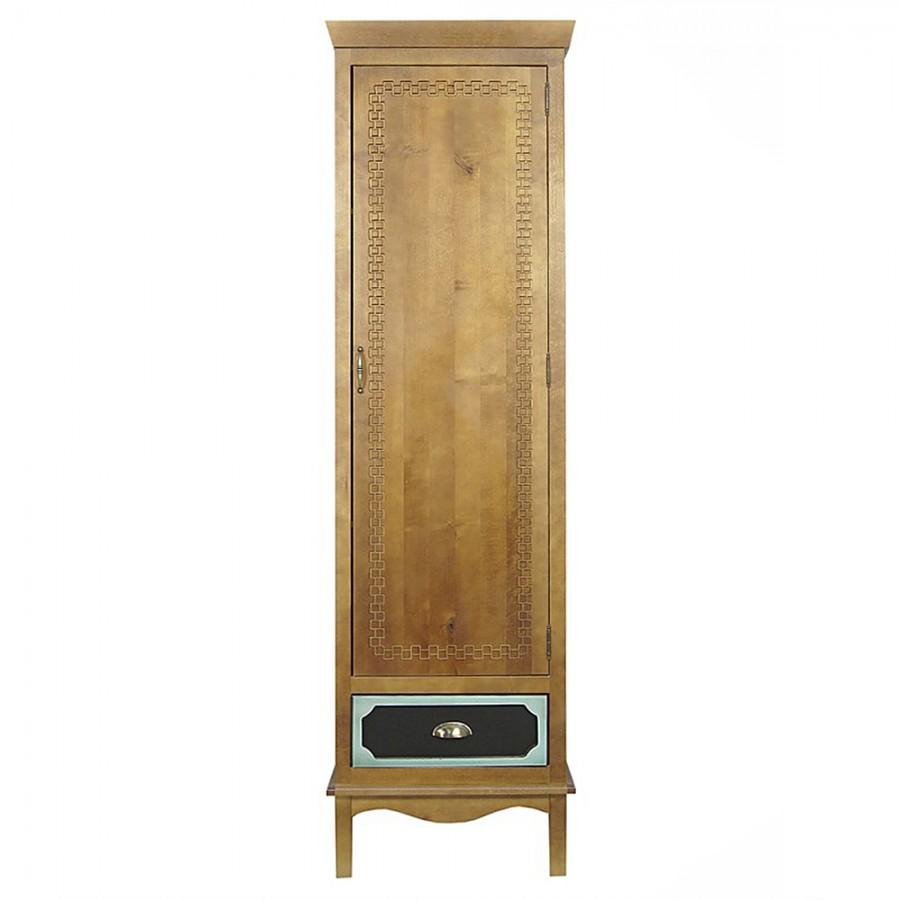 Одностворчатый шкаф-комод Gouache Birch