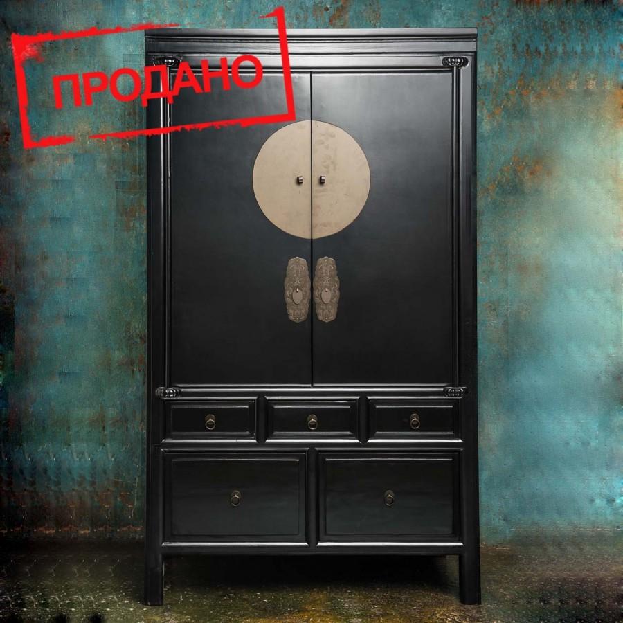Шкаф в этно стиле Zuotian, 180 см