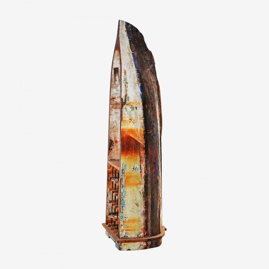 БУТОН, винный шкаф-лодка из Индонезии