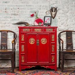 Традиционный свадебный шкаф
