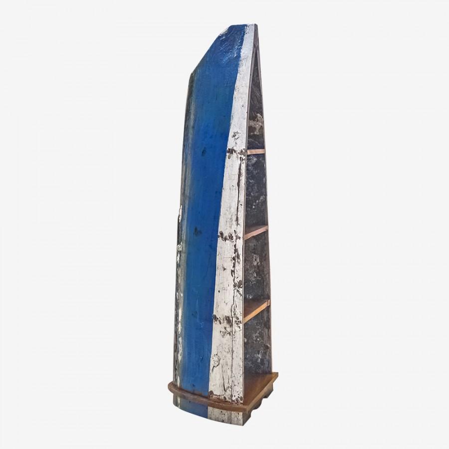 Оригинальный стеллаж из лодки МОНТЕГО-БЕЙ