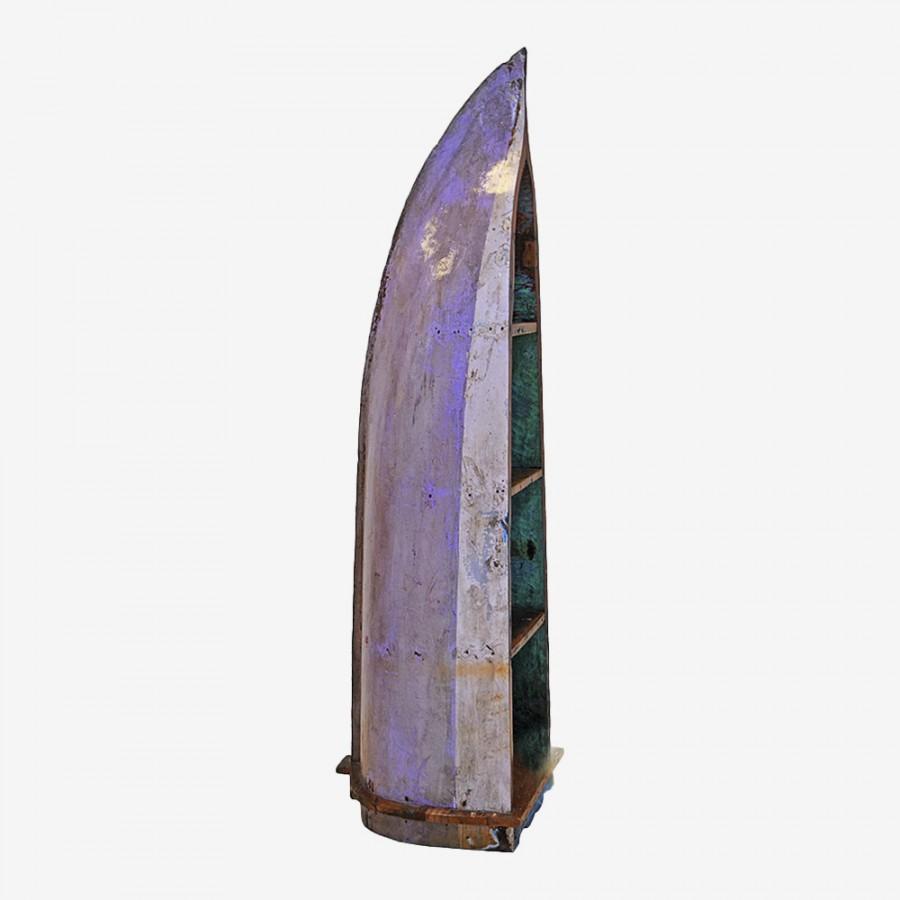 Стеллаж из балийской лодки ЛУСЕА